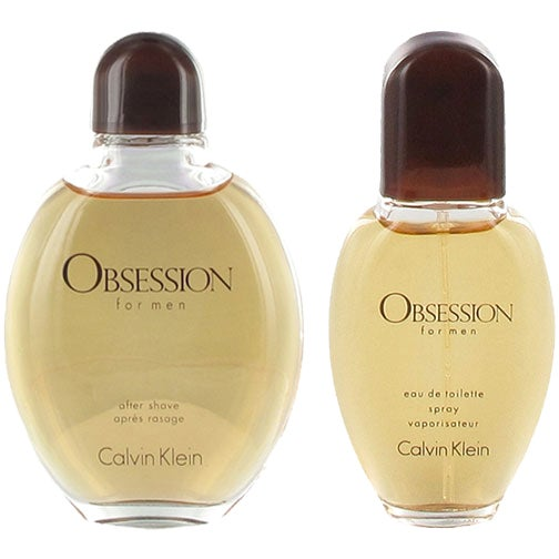 Calvin Klein Obsession For Men Duo