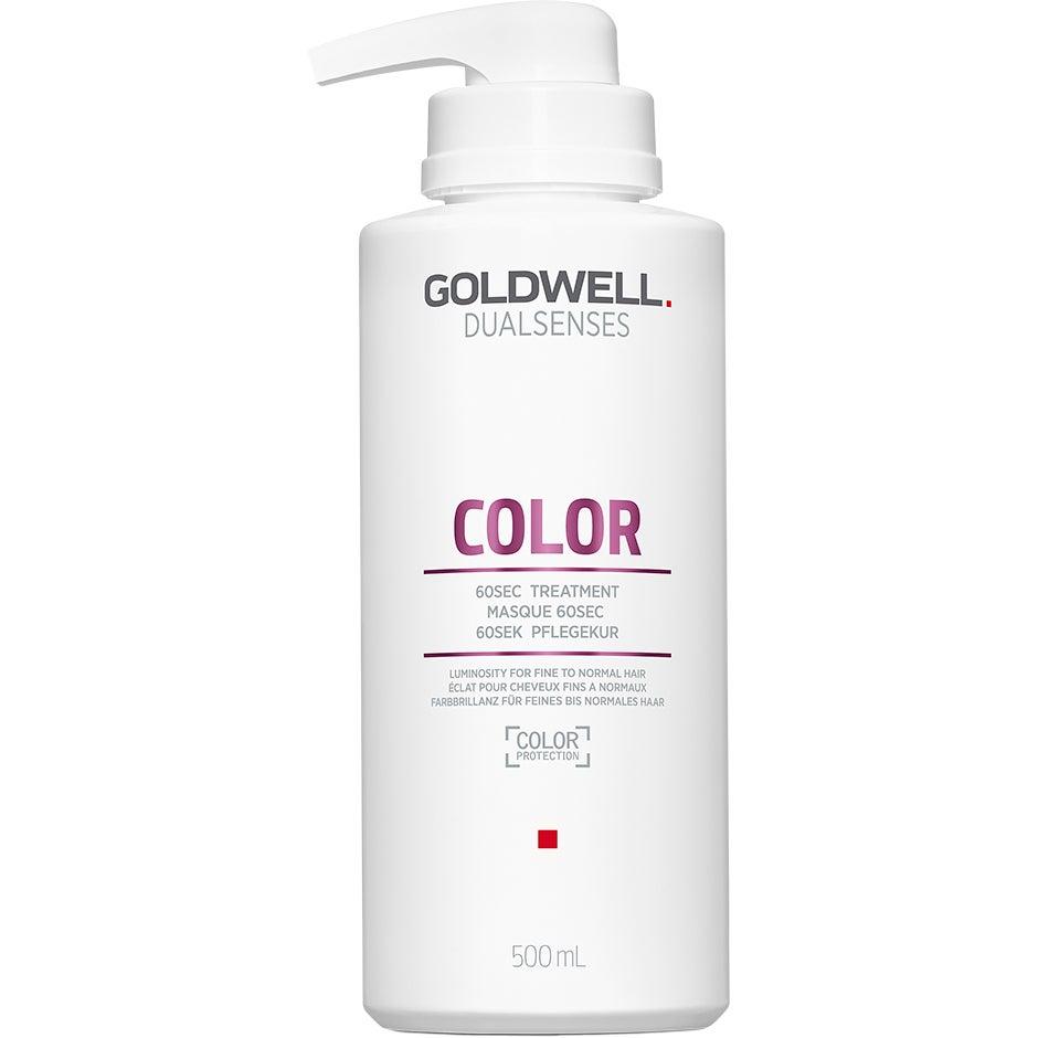 Köp Dualsenses Color,  500ml Goldwell Hårinpackning fraktfritt