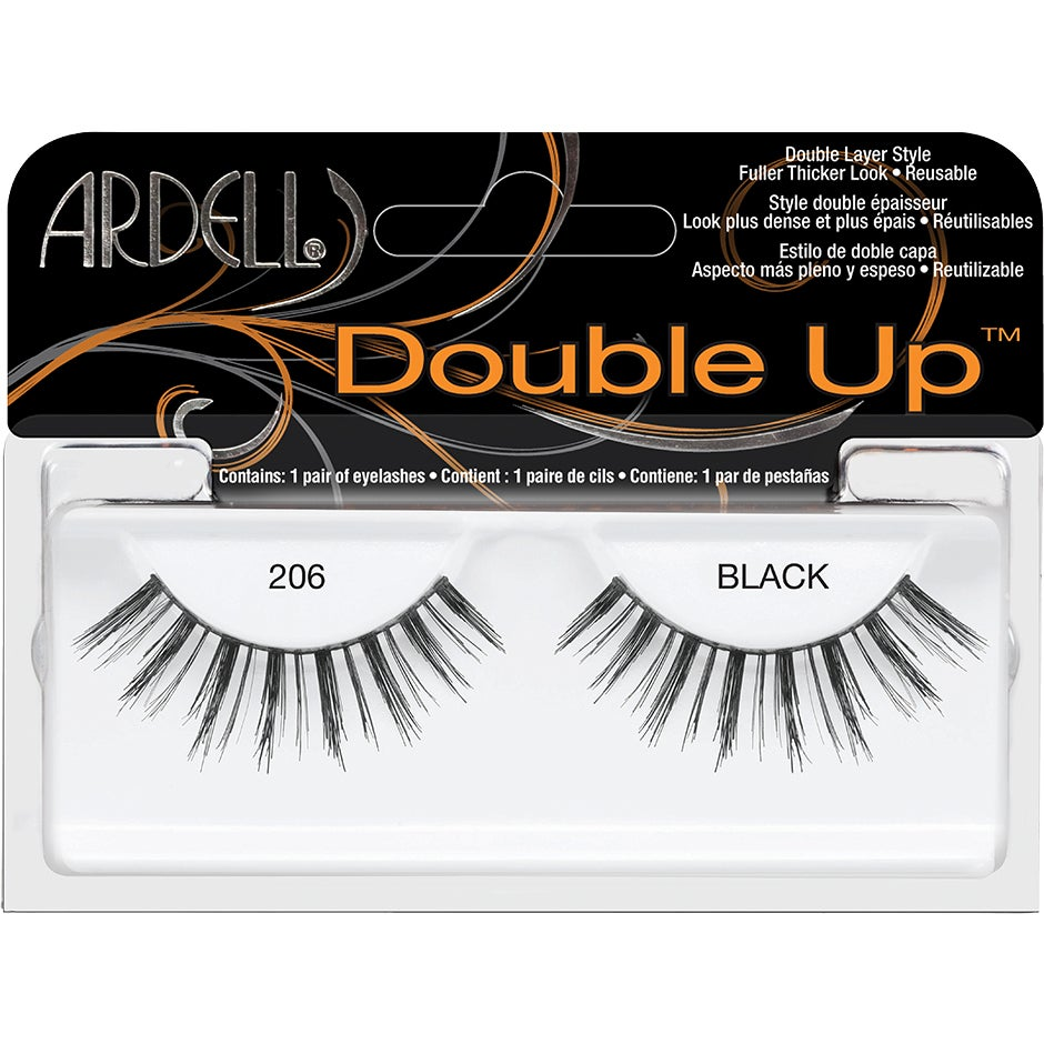 Ardell Professional Double Up Lashes 206, Ardell Lösögonfransar