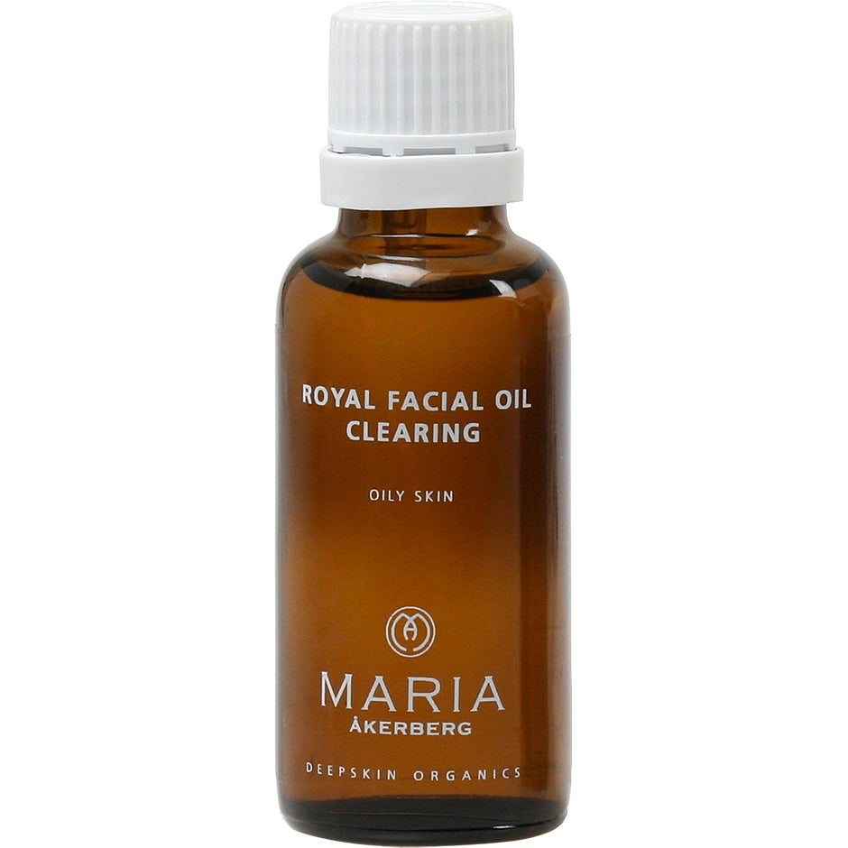 Royal Facial Oil Clearing, 30ml Maria Åkerberg Serum & Ansiktsolja