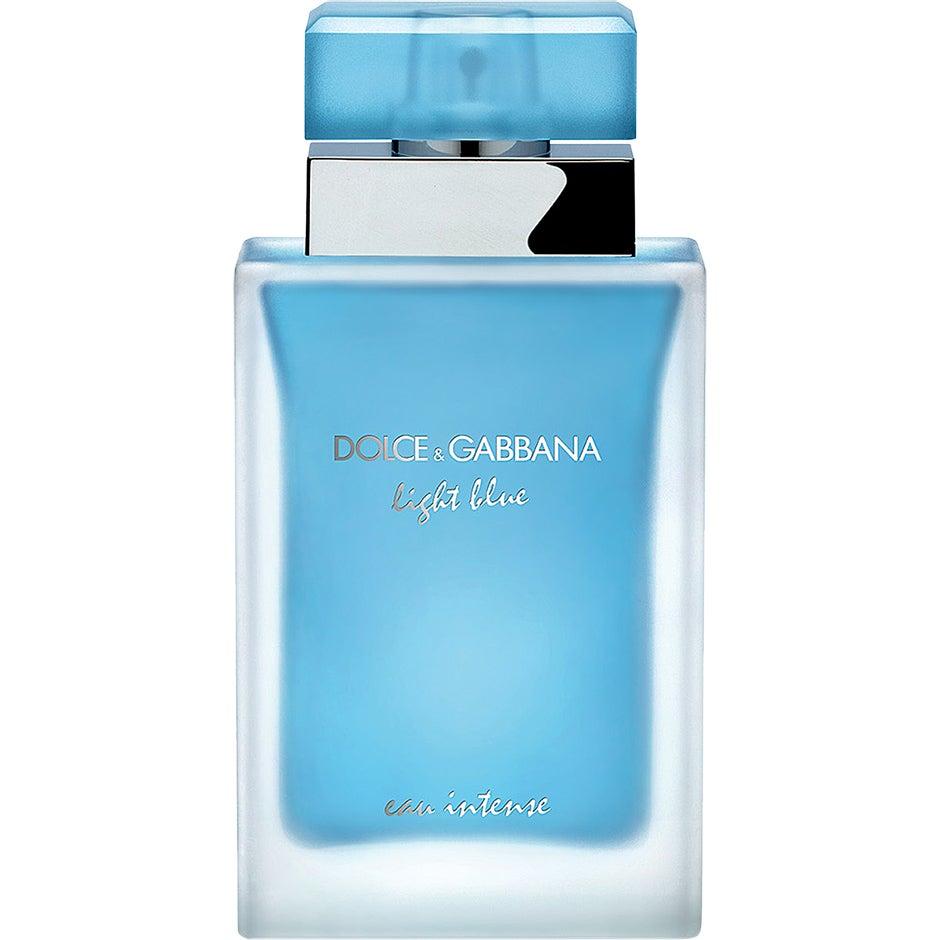 Dolce & Gabbana Light Blue Eau Intense Eau De Parfum, 50 ml Dolce & Gabbana Parfym