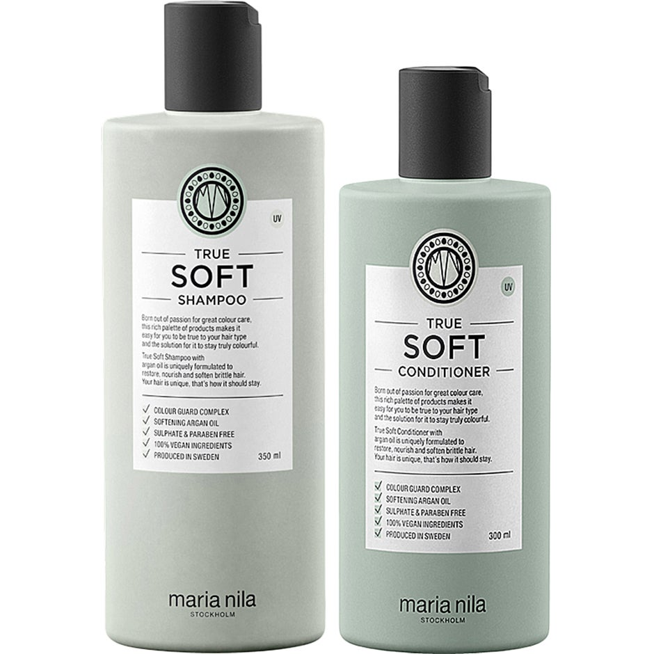 True Soft Duo,  Maria Nila Hårvård