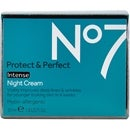 Boots No7 Protect & Perfect Intense Night Cream 50 ml