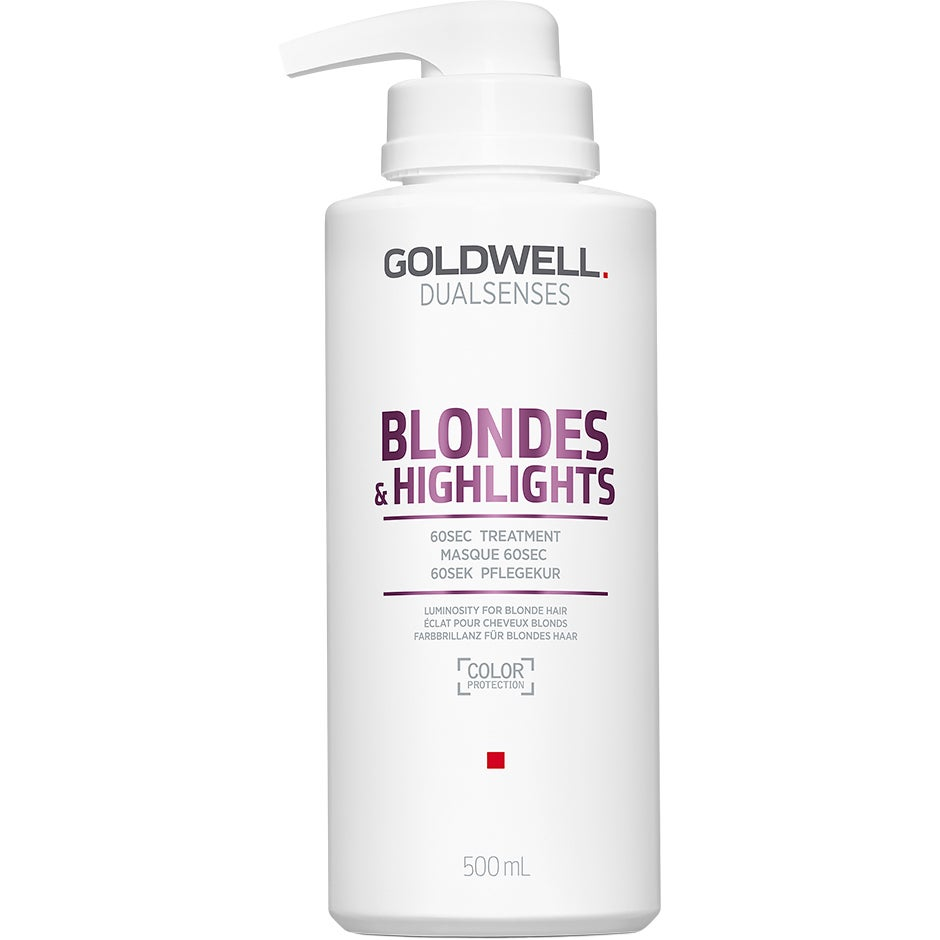 Dualsenses Blondes & Highlights, 500ml Goldwell Hårinpackning