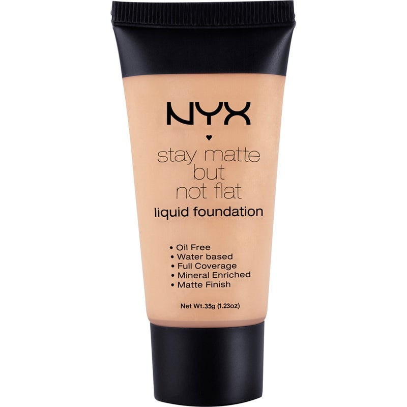 NYX Professional Makeup Stay Matte Liquid Foundation