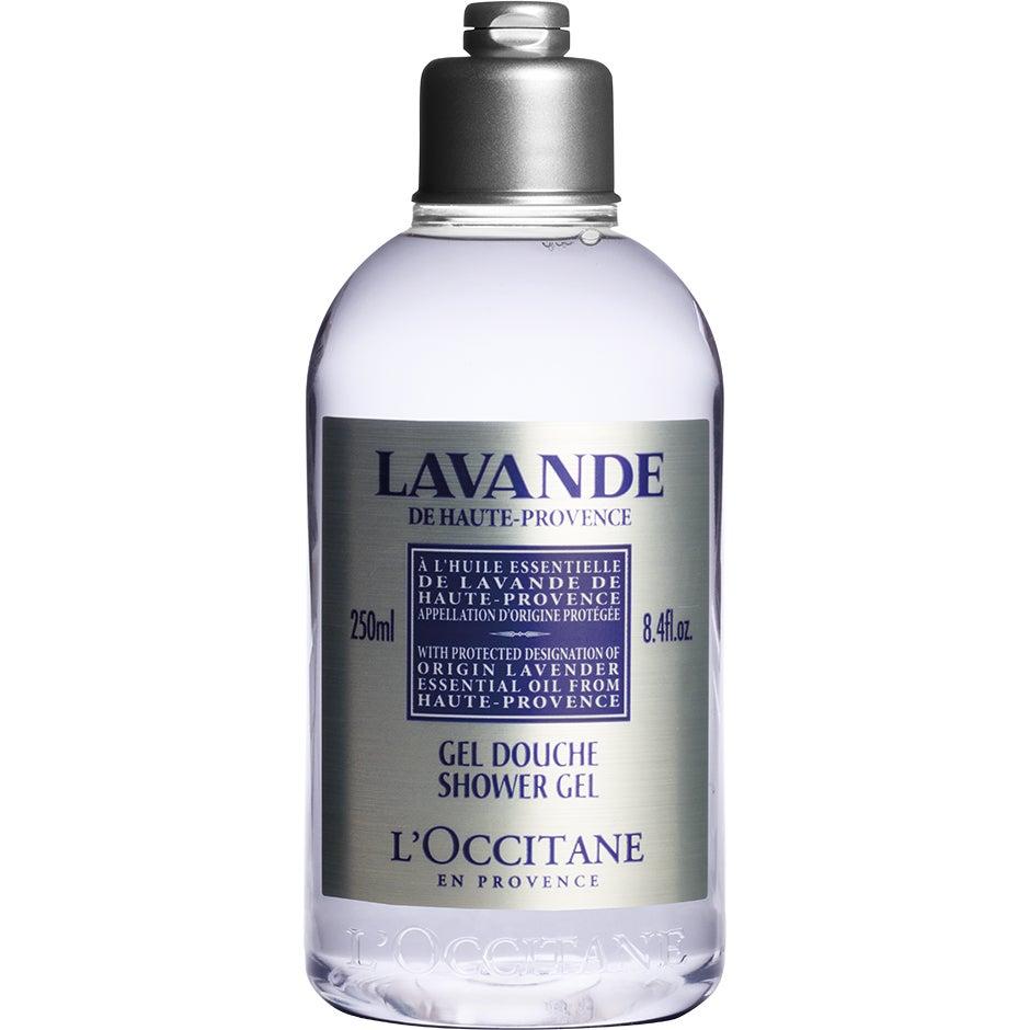 Köp Lavender,  250ml L'Occitane Duschcreme fraktfritt