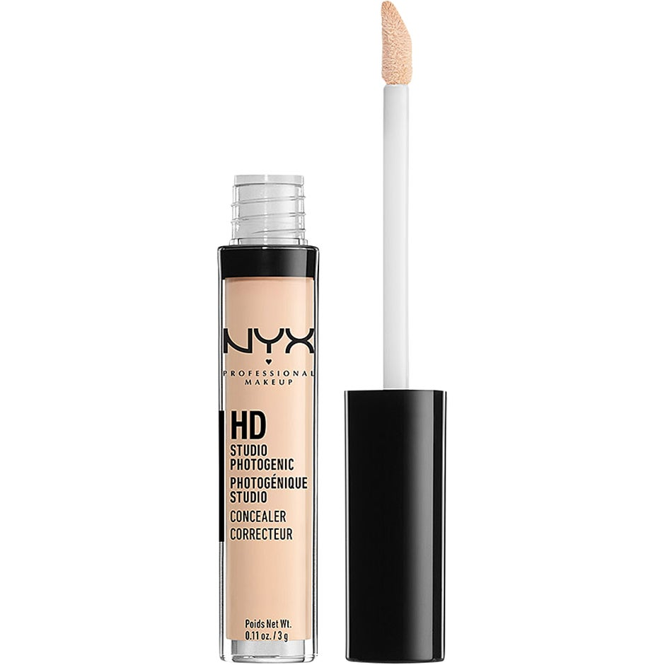 High Definition Photogenic Concealer, 3g NYX Professional Makeup Concealer