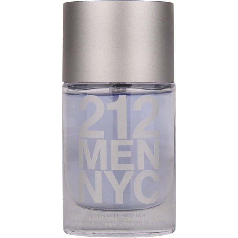 212 Men NYC Carolina Herrera Parfym | Nordicfeel