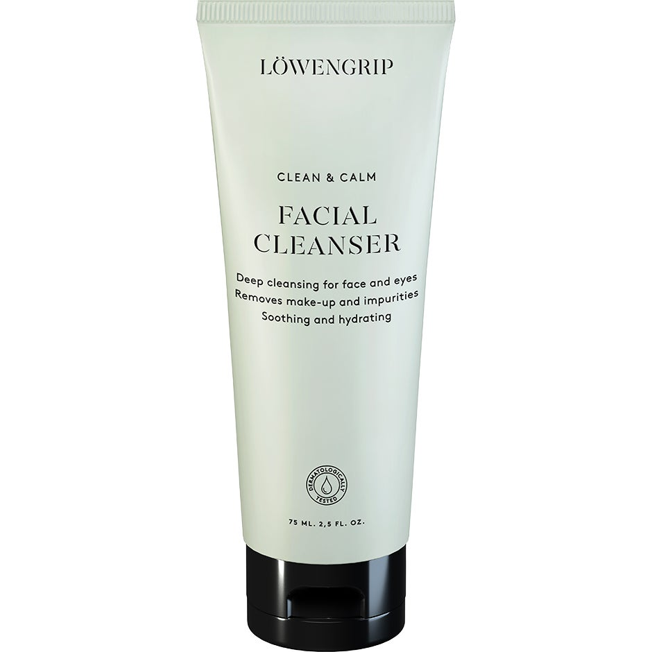 Löwengrip Clean & Calm Facial Cleanser, 75 ml Löwengrip Ansiktsrengöring