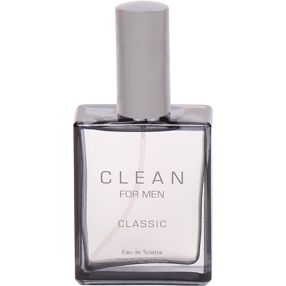 Clean For Men Classic 60ml Clean Parfym thumbnail