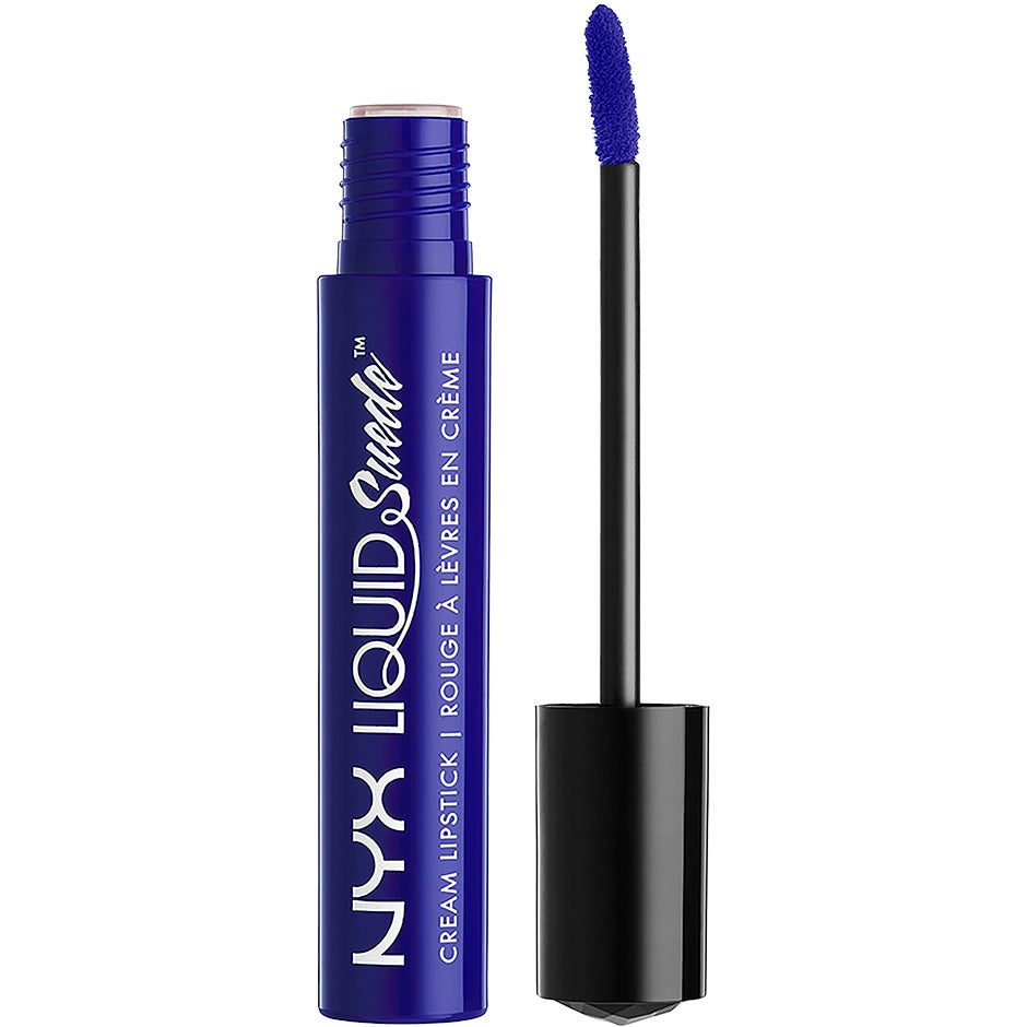 Liquid Suede Cream Lipstick, 4ml NYX Professional Makeup Läppstift