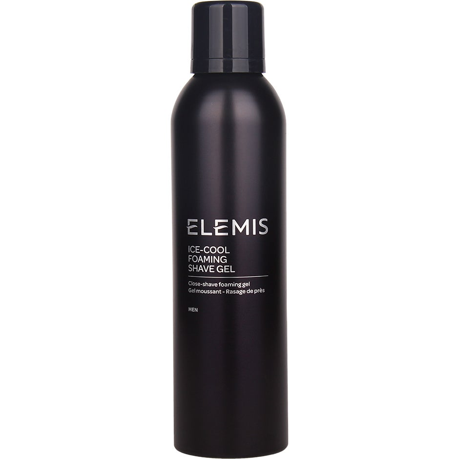 Elemis Time For Men Ice-Cool Foaming Shave Gel, 200 ml Elemis Rakgel