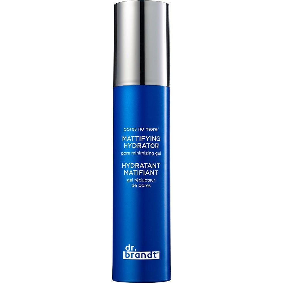 Dr Brandt Skincare Pores No More Mattifying Hydrator Gel, 50 ml Dr Brandt Dagkräm