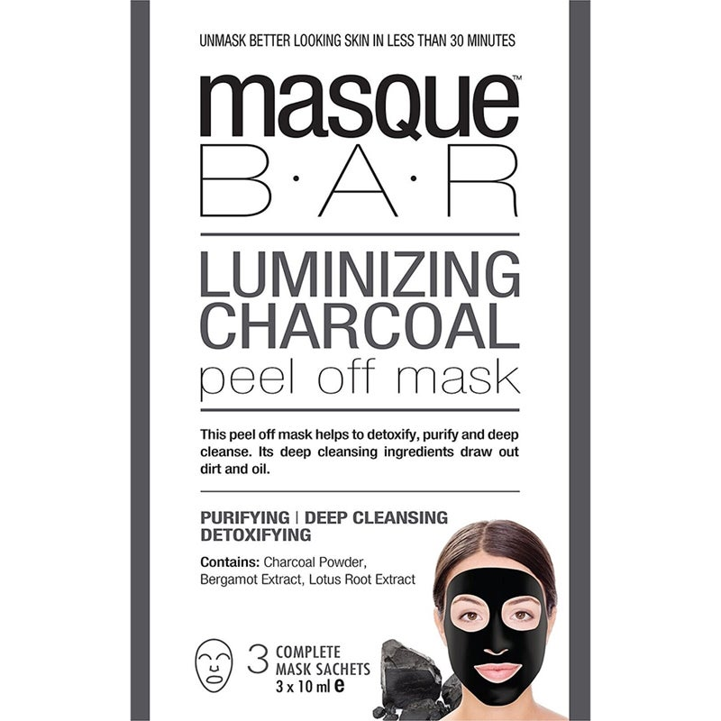 Luminizing Charcoal Peel-Off Mask