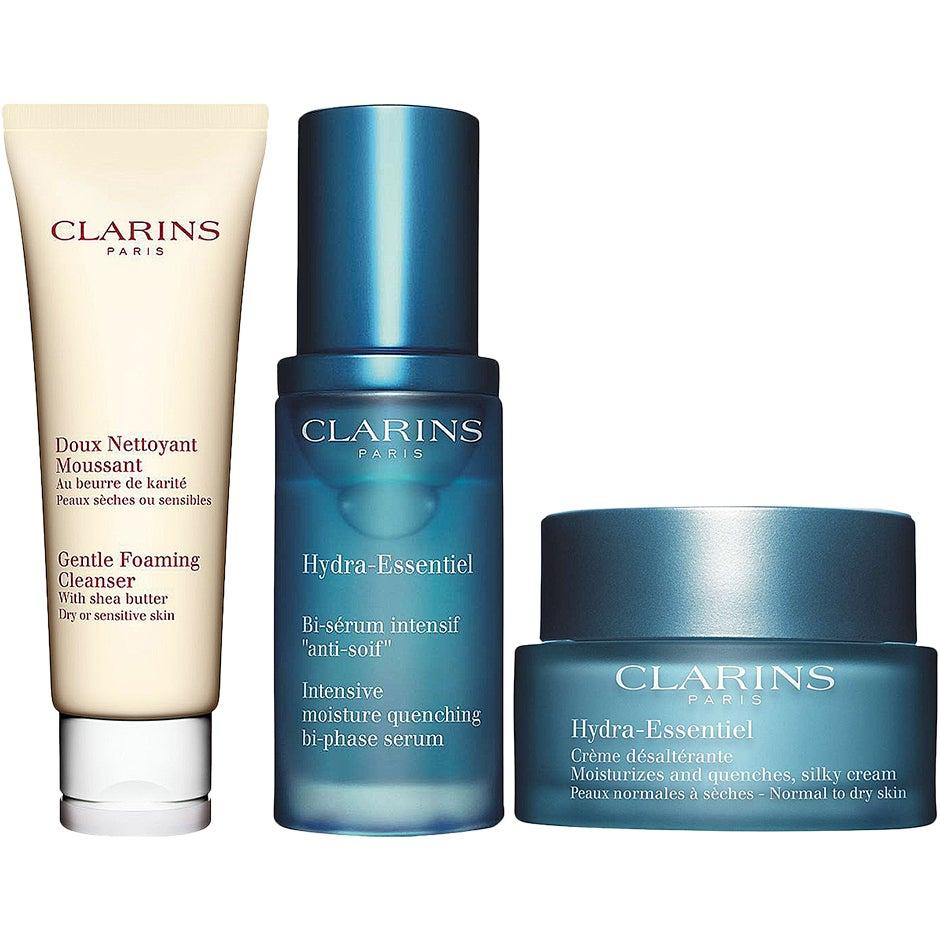 Skin Care Trio,  Clarins Hudvård