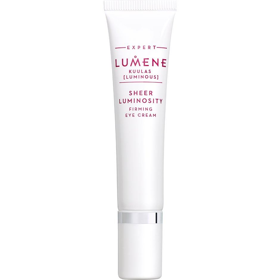 Lumene KUULAS Sheer Luminosity Firming Eye Cream, 15ml Lumene Ögonkräm