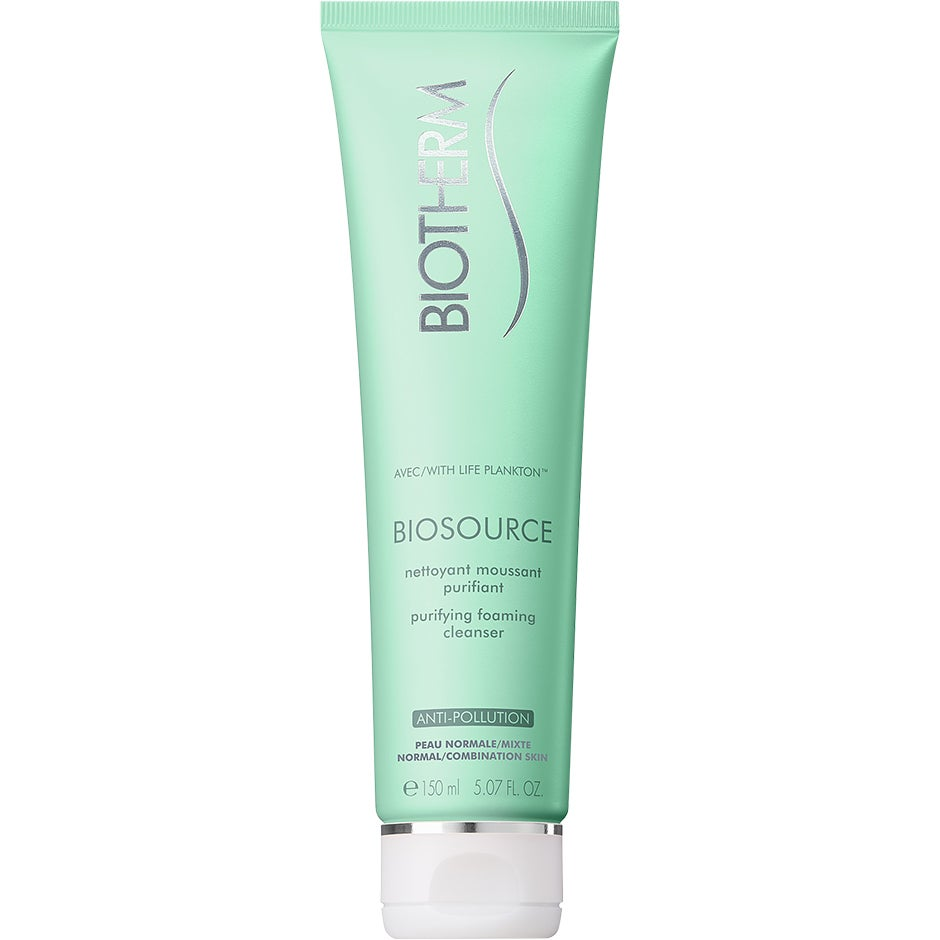 Biotherm Biosource Purifying Foaming Cleanser, 150 ml Biotherm Ansiktsrengöring