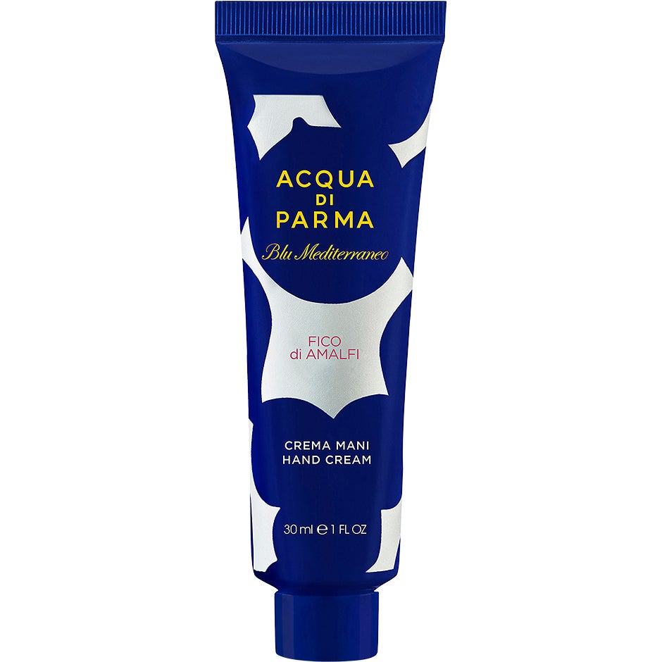 Köp Acqua Di Parma Blu Mediterraneo Fico Di Amalfi Hand Cream, Hand Lotion 30 ml Acqua Di Parma Handkräm fraktfritt