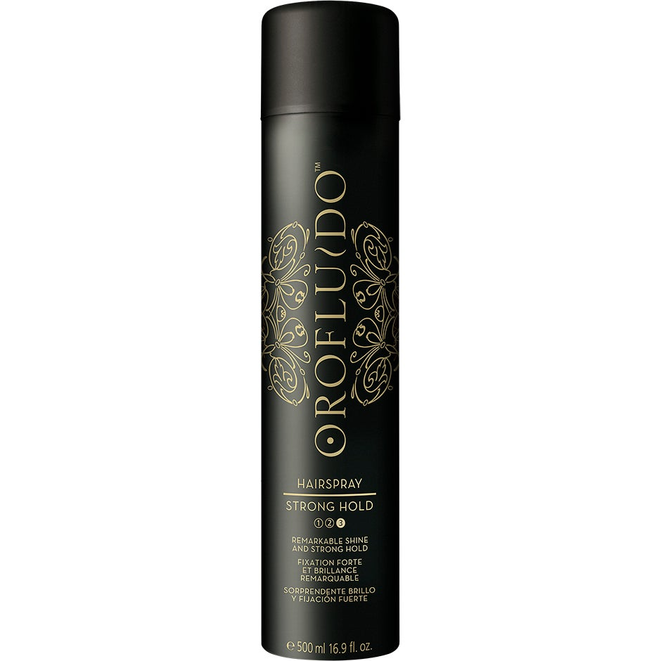Orofluido Strong Hold Hairspray, 500ml Orofluido Hårspray