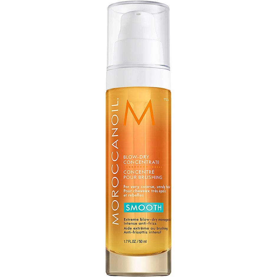Köp Blow-Dry Concentrate, 50 ml Moroccanoil Serum & hårolja fraktfritt