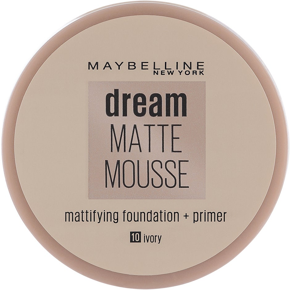 Dream Matte Mousse Foundation Maybelline Foundation