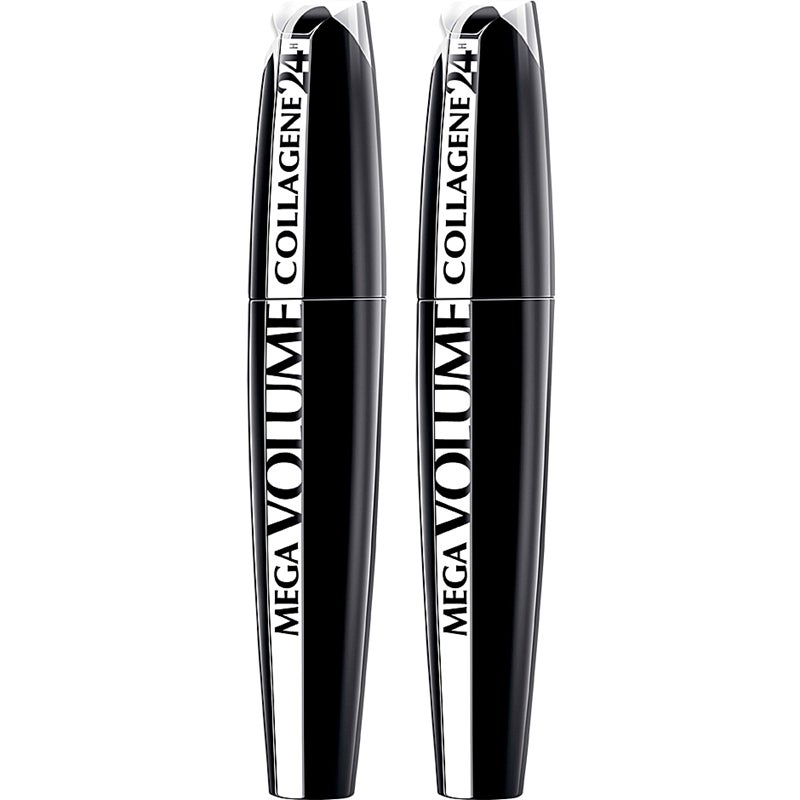 Mega Volume Collagen 24h Mascara Duo