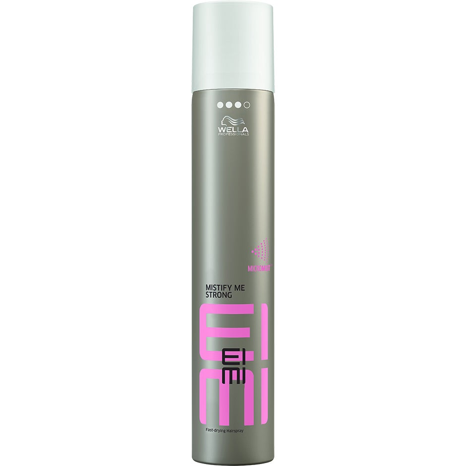 EIMI, Mistify Me Strong XXL 500 ml Wella Hårspray