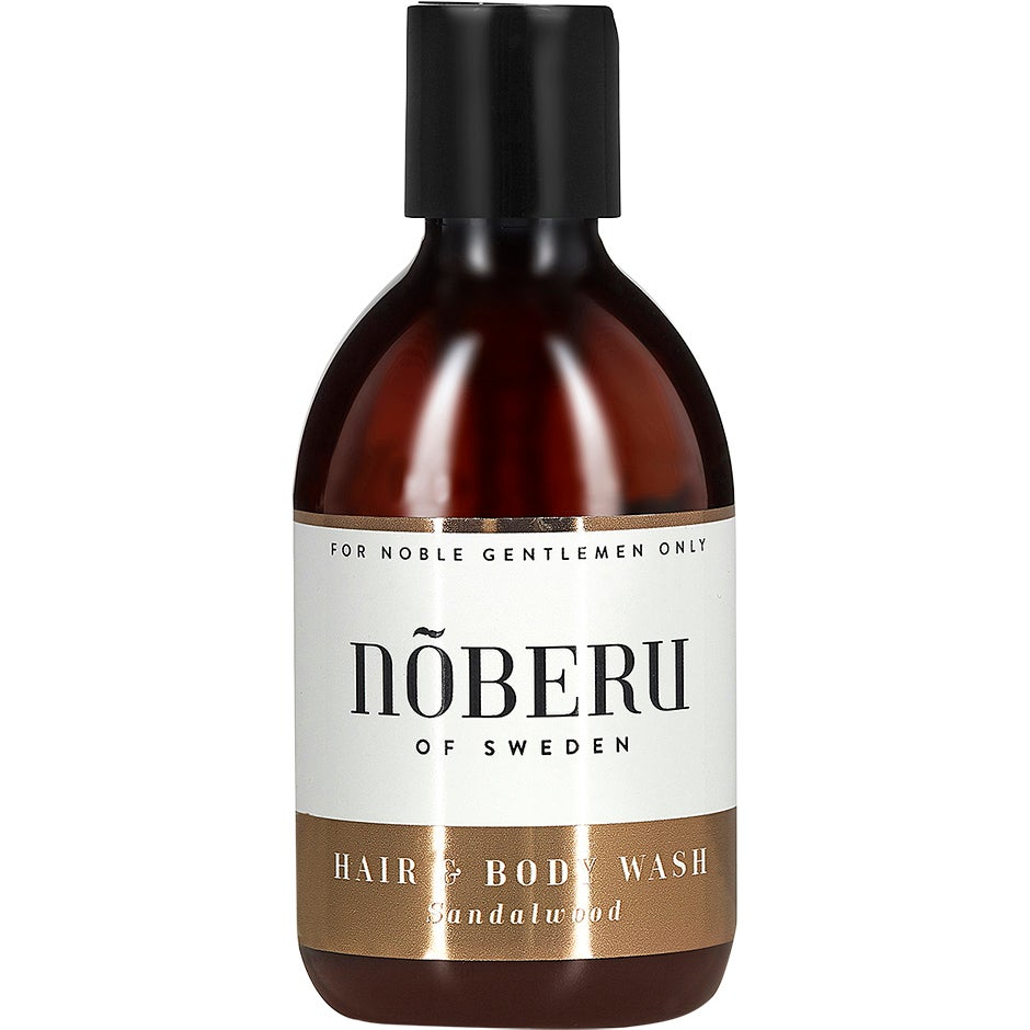 Köp Hair & Body, Sandalwood 250 ml Nõberu of Sweden Duschcreme fraktfritt