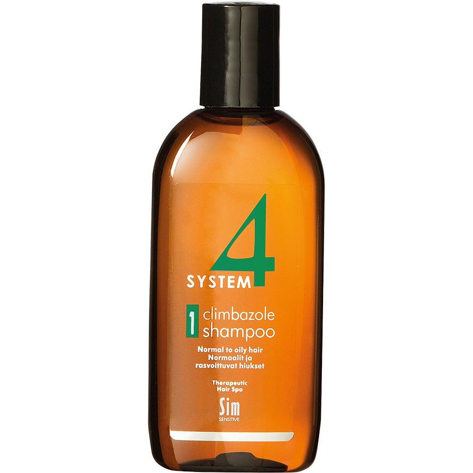 SIM Sensitive System 4 Climbazole Shampoo 1, 100 ml SIM Sensitive Shampoo
