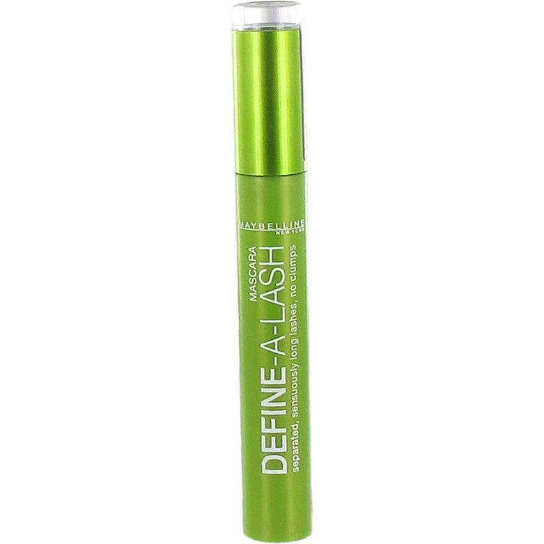 maybelline grön mascara