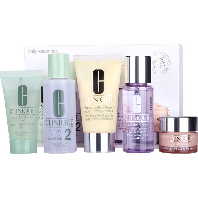 Clinique Daily Essentials