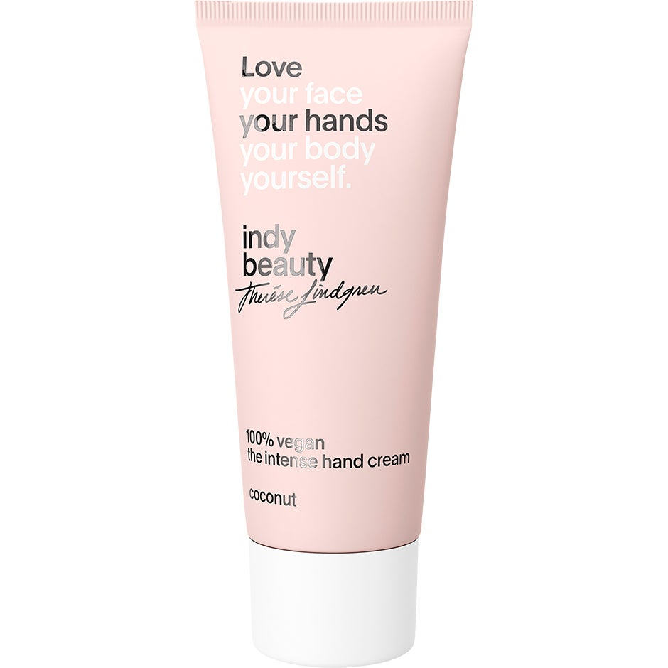 The Intense Hand Cream, Coconut Indy Beauty Handkräm