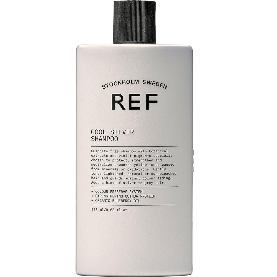 Köp REF. Cool Silver Shampoo,  285ml REF Silverschampo fraktfritt