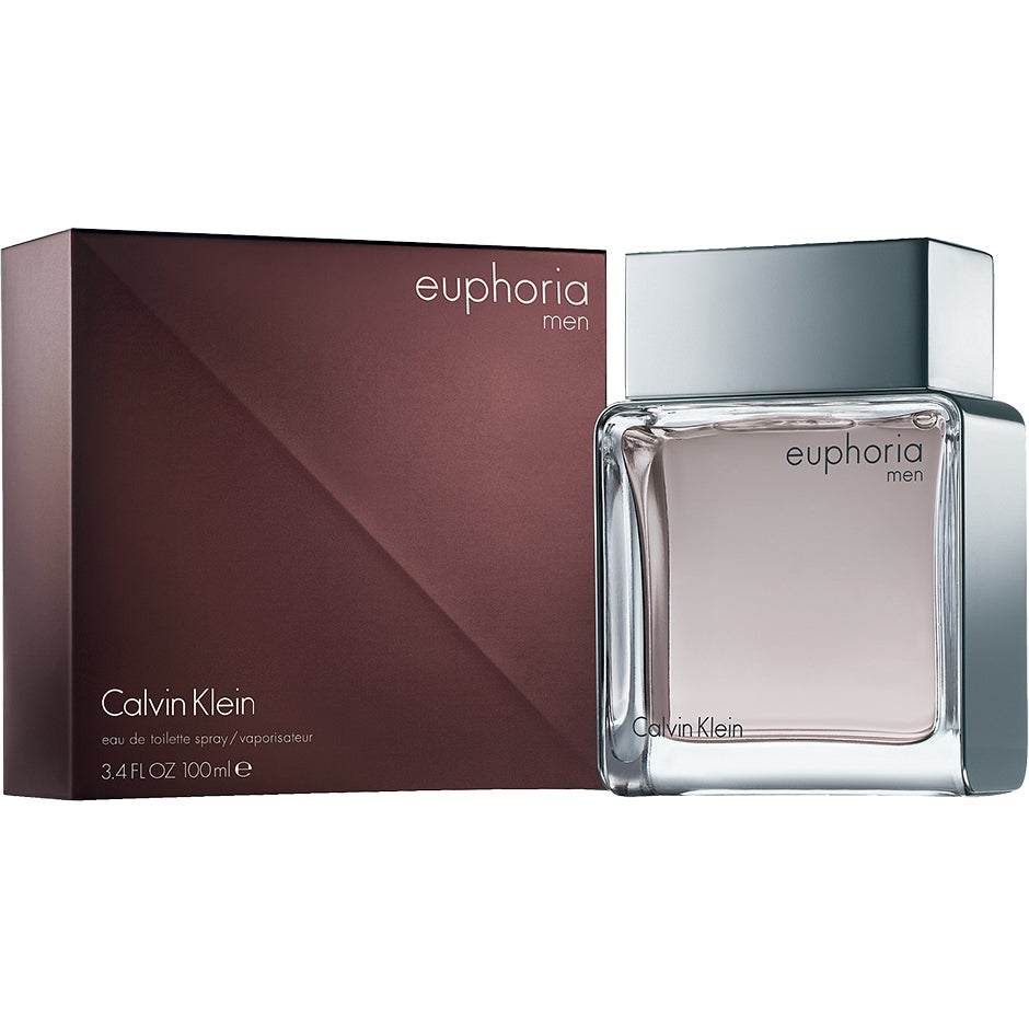 Euphoria For Men EdT 100ml Calvin Klein Parfym thumbnail