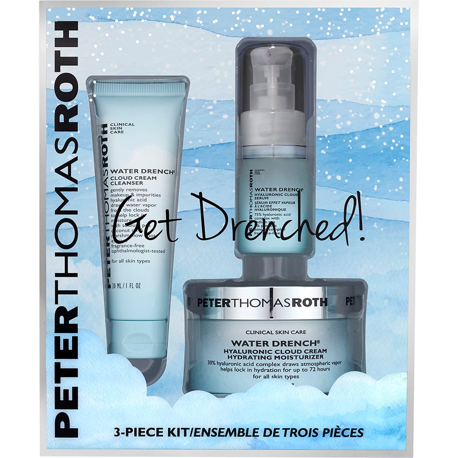 Köp Peter Thomas Roth Get Drenched Kit,  95 ml Peter Thomas Roth Ansikte fraktfritt