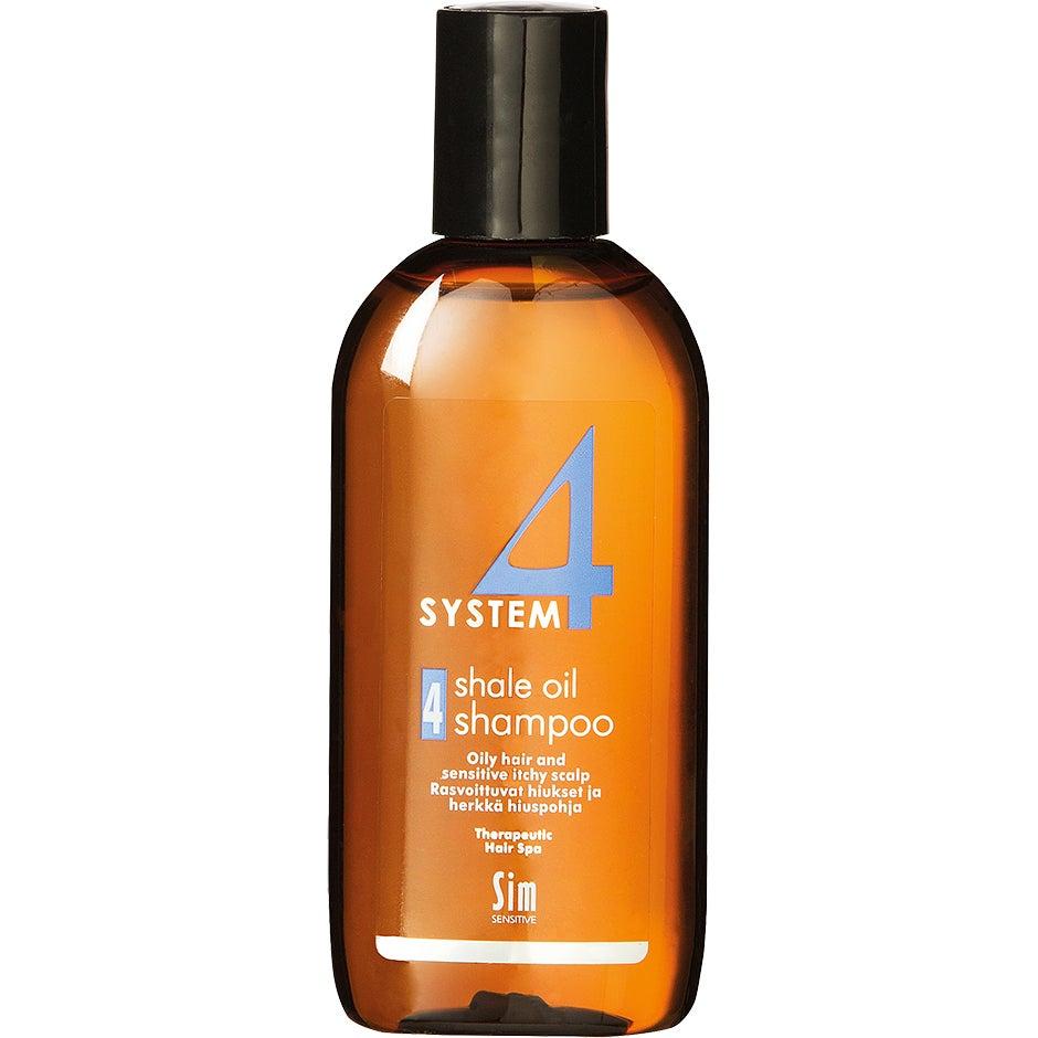 SIM Sensitive System 4 Shale Oil Shampoo, 100 ml SIM Sensitive Shampoo