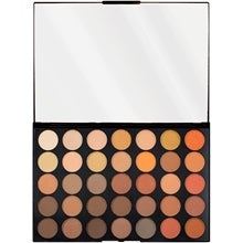 Makeup Revolution Pro HD Palette Matte Amplified 35 Eyeshadow