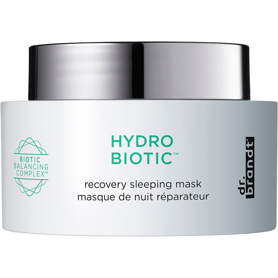 Dr Brandt Hydro Biotic Recovery Sleeping Mask, 50 ml Dr Brandt Ansiktsmask