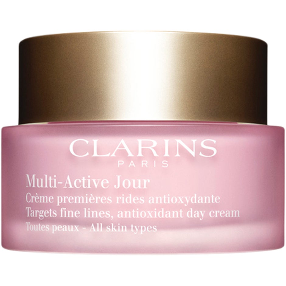 Clarins Multi-Active Jour for All Skin Types, 50 ml Clarins Dagkräm
