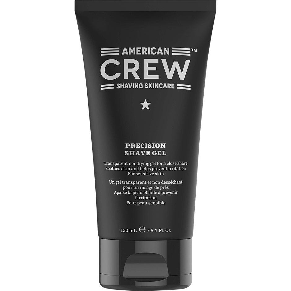 American Crew Shaving Skincare Precision Shave Gel, 150ml American Crew Rakgel