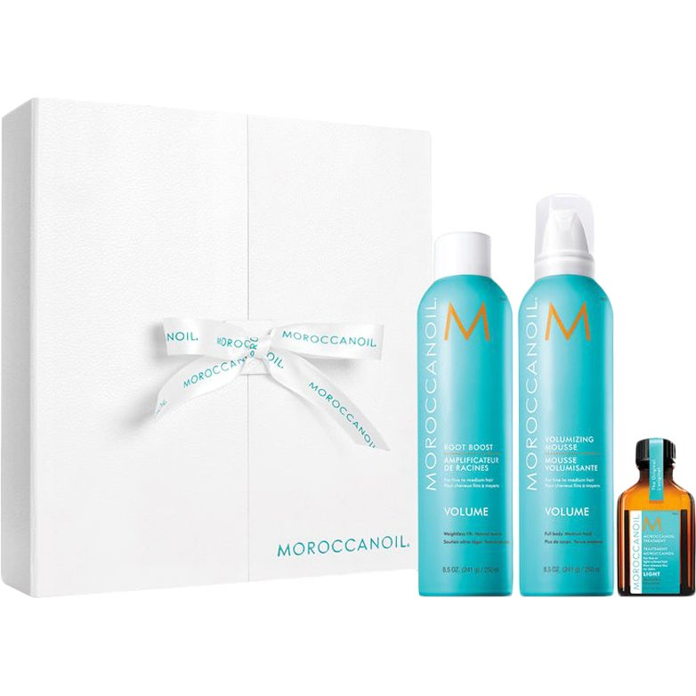 Moroccanoil Volume Set