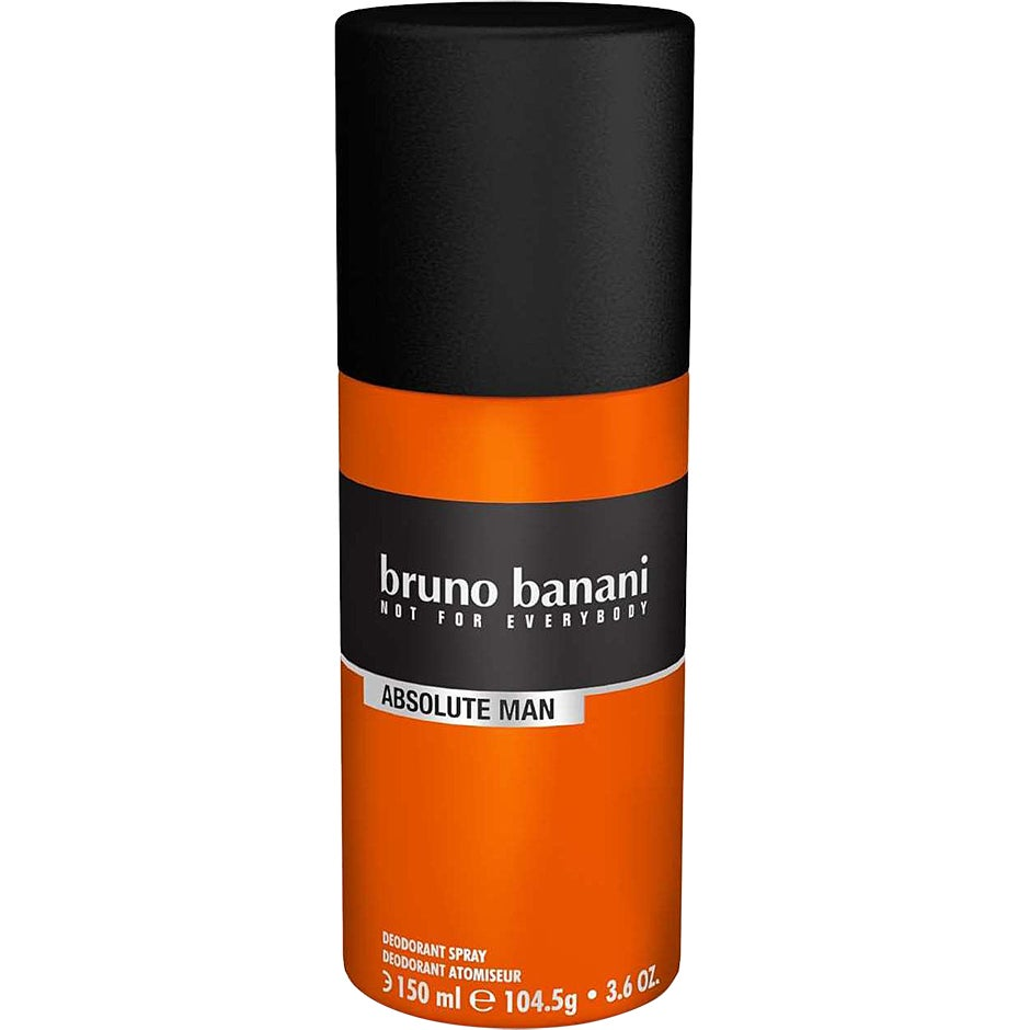Bruno Banani Absolute Man Deodorant Spray, 150 ml Bruno Banani Deodorant thumbnail