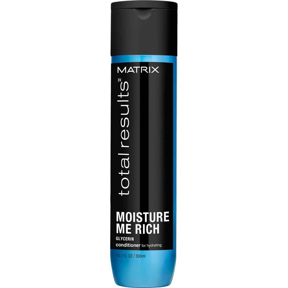 Matrix Total Results Moisture Me Rich Conditioner, 300 ml Matrix Conditioner - Balsam