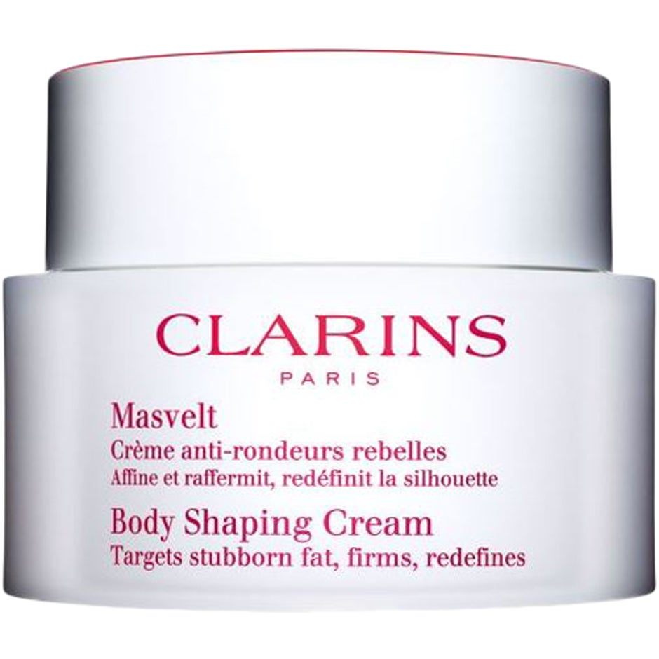 Clarins Body Shaping Cream Firms & Redefines, 200 ml Clarins Kroppslotion