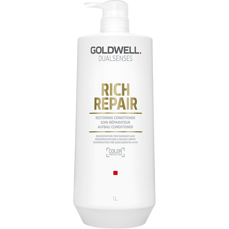 Dualsenses Rich Repair, 1000 ml Goldwell Conditioner - Balsam