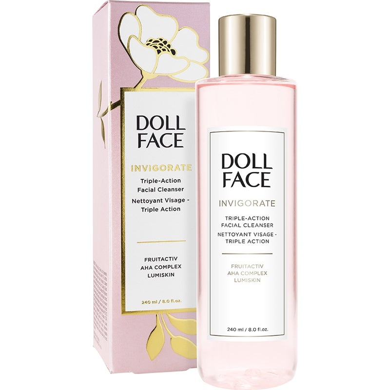Doll Face Invigorate