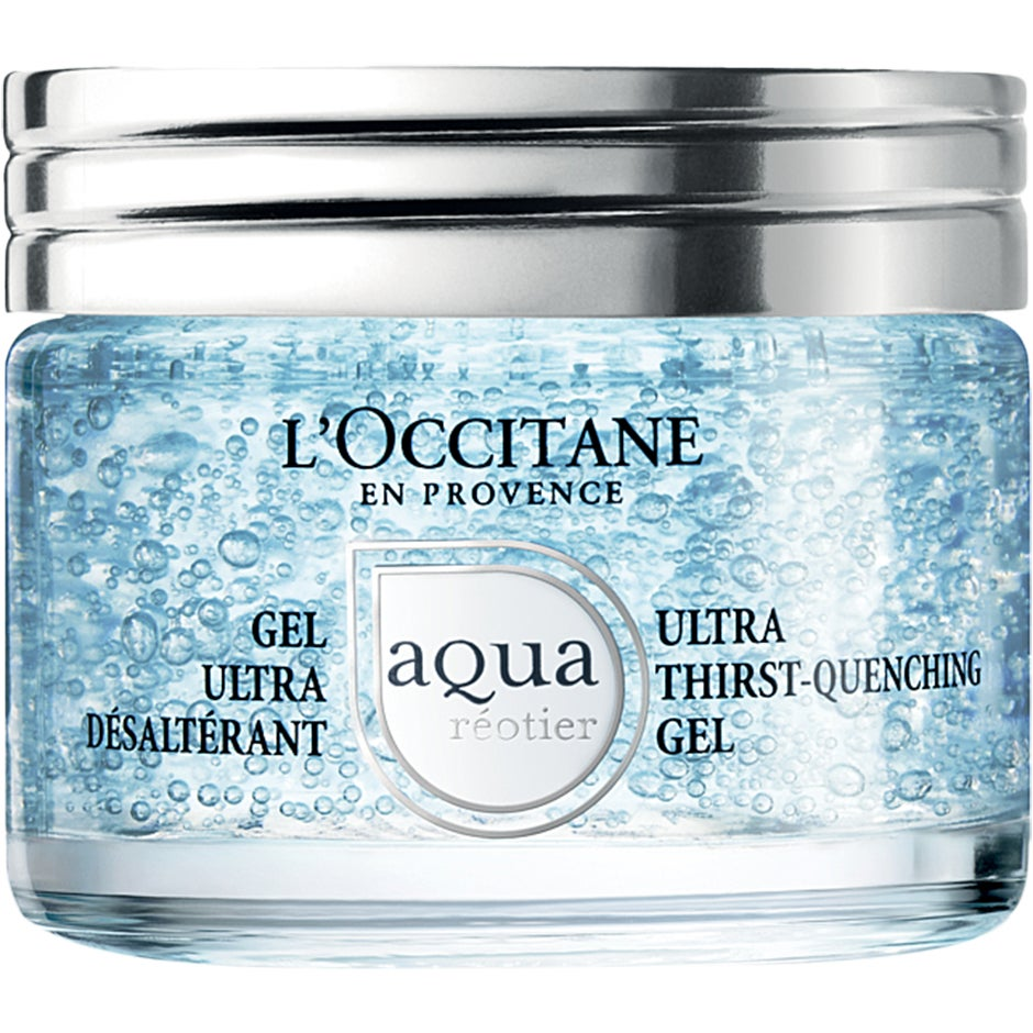 L'Occitane Aqua Réotier Ultra Thirst-Quenching Gel, Aqua Thirst Quench Gel L'Occitane Dagkräm