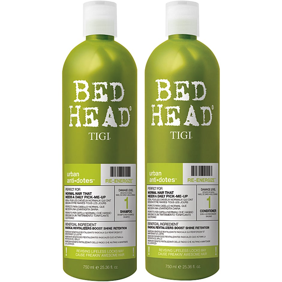 Urban Re-Energize 1 Duo,  TIGI Bed Head Hårvård