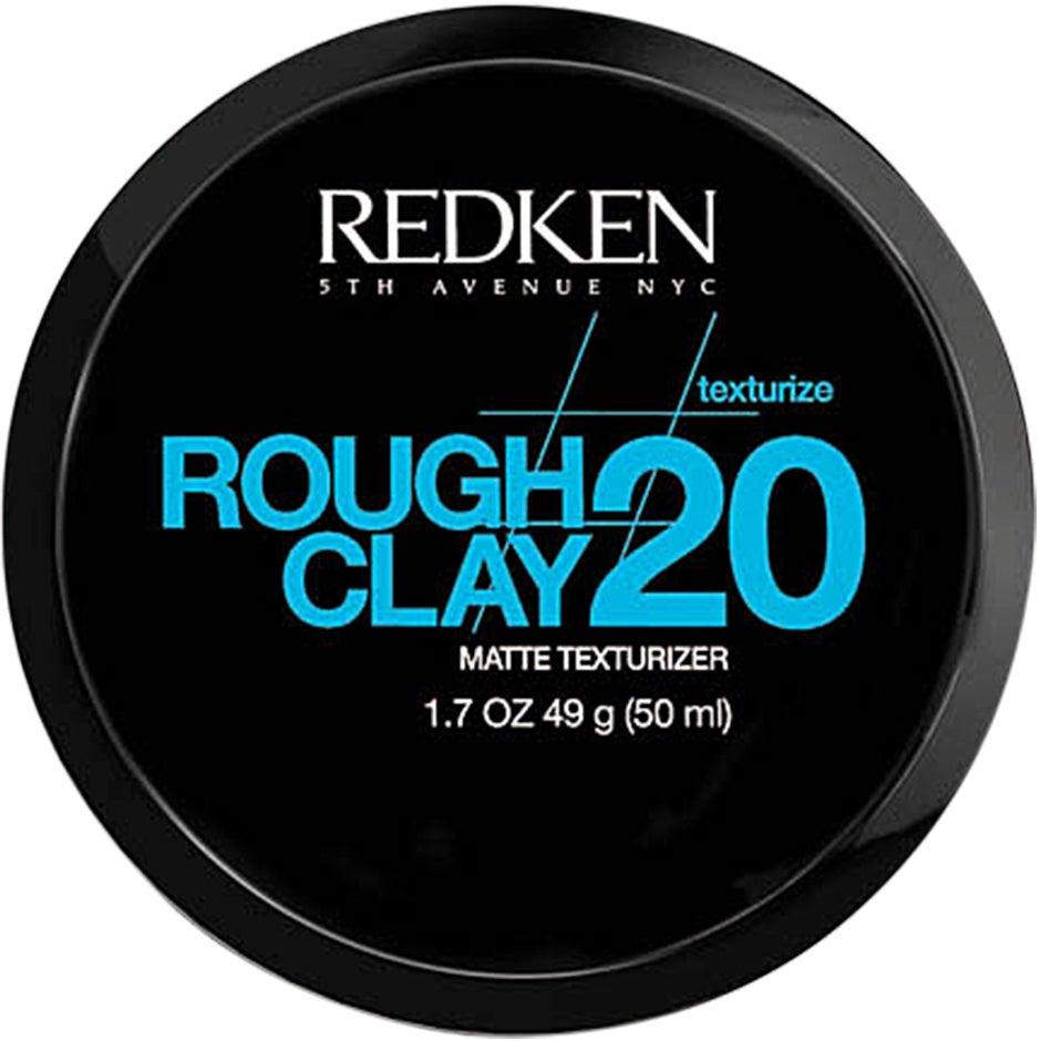 Redken Texture Rough Clay 20 Matte Texturizer, 50ml Redken Hårvax