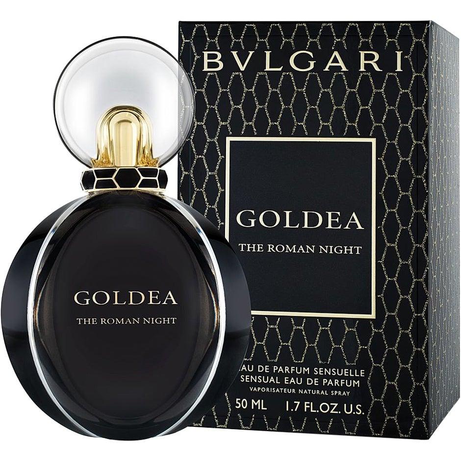 Köp Bvlgari Goldea The Roman Night EdP, 50 ml Bvlgari Parfym fraktfritt thumbnail